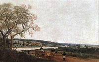 The Ox Cart 1638 Frans Post.jpg