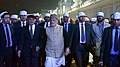 The Prime Minister, Shri Narendra Modi and the President of Afghanistan, Dr. Mohammad Ashraf Ghani jointly visit the Golden Temple, in Amritsar, Punjab on December 03, 2016 (2).jpg