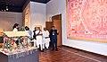 The Prime Minister, Shri Narendra Modi visiting the Bihar Museum, in Patna (6).jpg