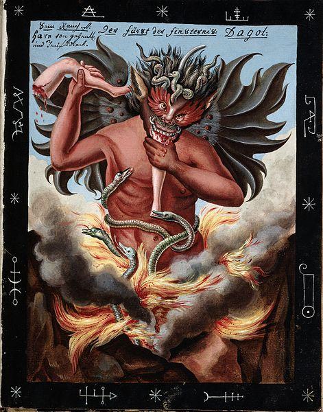 File:The Prince of Darkeness; Dagol; c. 1775 Wellcome L0025428.jpg