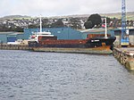 The RMS Jurmala. Port Of Teignmouth. (7118693953).jpg