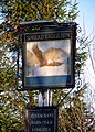 The Spread Eagle Inn - pub sign - geograph.org.uk - 1634036.jpg