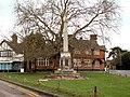 The War Memorial at Loughton - geograph.org.uk - 1131678.jpg
