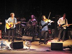 The Waterboys in Antwerp 2003 6.jpg