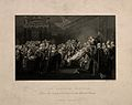 The death of William Pitt, Lord Chatham, in the Upper Chambe Wellcome V0006706.jpg