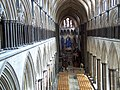 The nave of Salisbury Cathedral - geograph.org.uk - 1610002.jpg