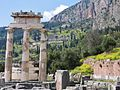 The sanctuary of Apollo in Delphi - panoramio (7).jpg