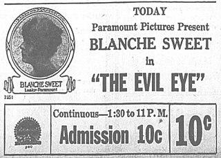 <i>The Evil Eye</i> (1917 film) 1917 film by George Melford