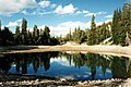 Theresa Lake, Great Basin NP, September 14, 1994.jpg