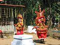 Theyyam at nhandadi, Peravoor, Kannur, Kerala.jpg