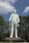 This tribute to Texas hero Sam Houston was designed and constructed by artist David Adickes, who dedicated the statue to the City of Huntsville, Texas on October 22, 1994 LCCN2014633668.tif