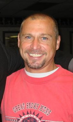 Thom Adcox-Hernandez - Adcox-Hernandez at the 2007 gathering of the Gargoyles in Pigeon Forge, Tennessee
