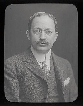 Thomas Hastings (architect) - Image: Thomas Hastings architect