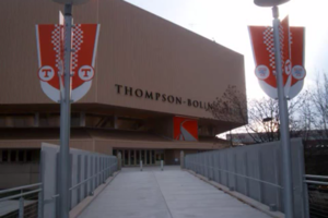 Thompson–Boling Arena - Image: Thompson Boling entrance