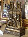 Throne Room - Capitania General de Barcelona - Rellotge de sobretaula - Catedral de Reims.JPG