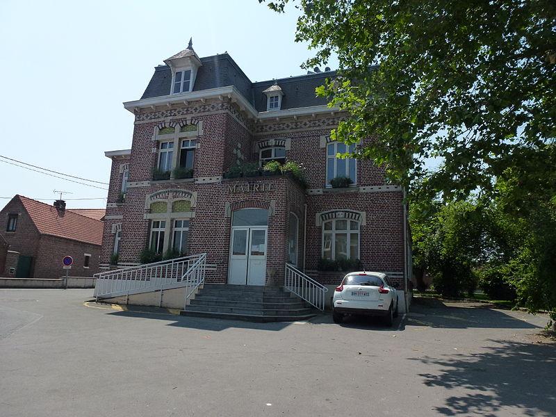 Mairie de Thumeries