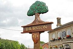 Thurston, Suffolk - Wikipedia, the free encyclopediathurston village