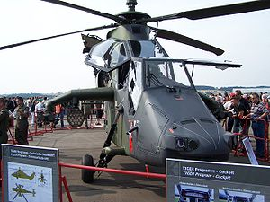 Eurocopter Tiger - German Army Tiger UHT