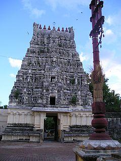 Sthalasayana Perumal Temple, Tirusirupuliyur