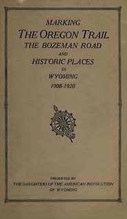 Bibliography of Wyoming history