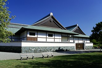 Tokushima Castle Museum - Image: Tokushima castle museum 02s 3872