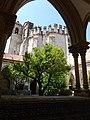 Tomar, Convento de Cristo, Claustro do Cemitério (01).jpg