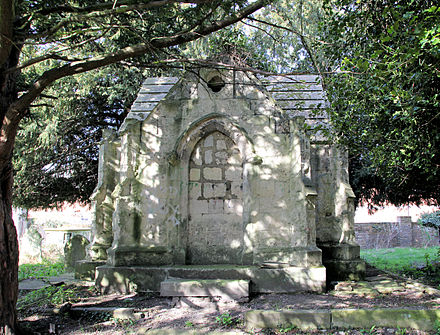Thomas Wilde's tomb in St Laurence's parish churchyard, Ramsgate, Kent Tomb of Thomas Wilde, 1st Baron Truro.JPG