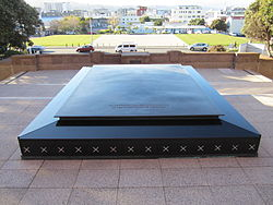 Tomb of the Unknown Warrior June 2012.JPG
