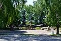 Torchyn Lutskyi Volynska-area of brotherly graves of soviet warriors in 2017.jpg