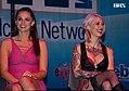 Tori Black and Kleio Valentien in Exxxotica Atlantic City 2014 ExxxAC2014 186bas (14296865268).jpg