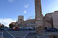 Torre de la Bombardera, aqüeducte i portal, Teruel.JPG