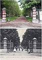 Tourcoing — Entrée du Parc Clemenceau et de l'ancien jardin botanique.jpg