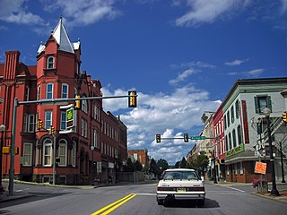 Bradford County, Pennsylvania County in the United States