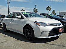 Toyota Avalon - Wikipedia