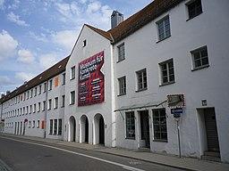 Tränktorstraße in Ingolstadt