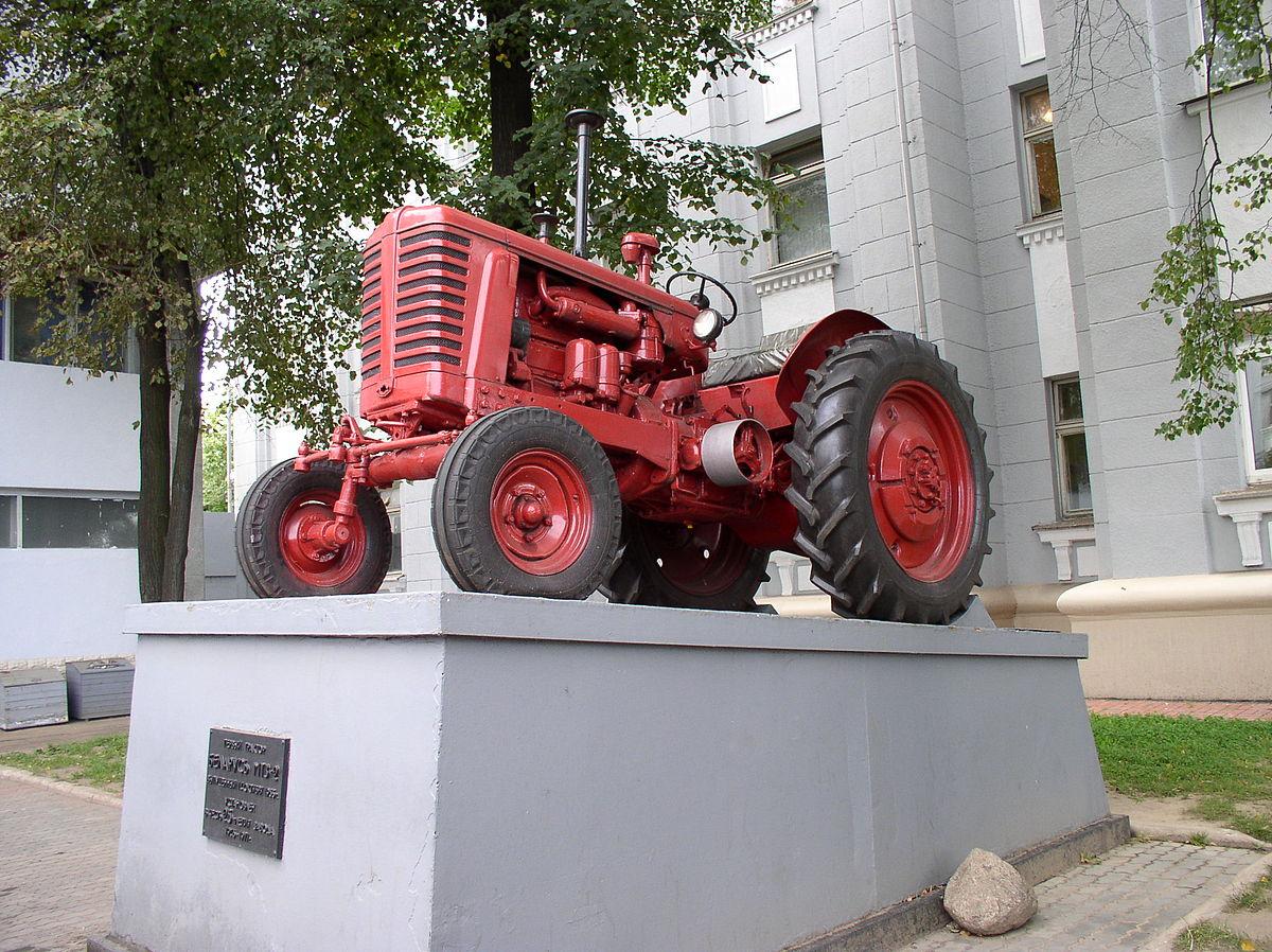 Трактор Беларус МТЗ 320: устройство, фото и видео.