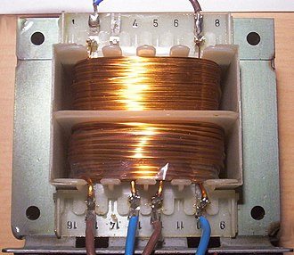 Electromagnetic coil - Transformer