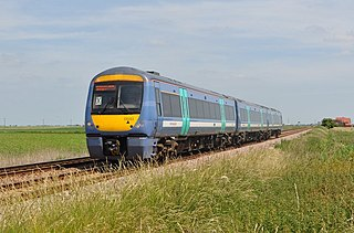 Ely–Peterborough line Railway line in Cambridgeshire, England