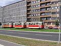Tram 2222+1111+1219 at Letná 2015 02.JPG