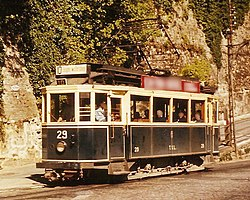 Trams in luxembourg wikipedia for Bonnevoie piscine luxembourg