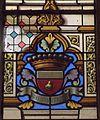 Trans-la-Forêt (35) Église Saint-Pierre Intérieur Vitrail 07.jpg