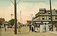 Transfer Station, Salisbury Beach, MA