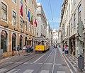 Tranvía 553 en Rua da Conceição, Lisboa, Portugal, 2012-05-12, DD 01.JPG