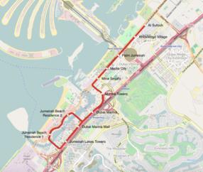 Stra 223 Enbahn Dubai Wikipedia