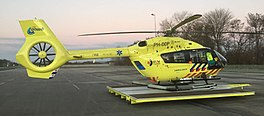 ANWB Medical Air Assistance 'Air Ambulance' PH-OOP