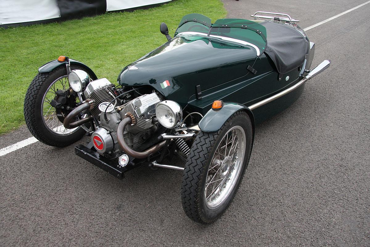 Morgan Cars Uk