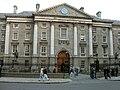 Trinity College, Dublin, Ireland (Front Arch).jpg