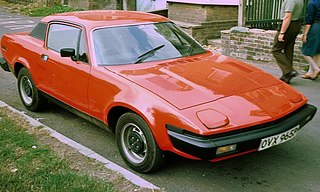 Triumph TR7 Triumph sports car