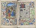 Trivulzio book of hours - KW SMC 1 - folios 211v (left) and 212r (right).jpg