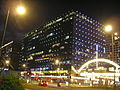 Tsim Sha Tsui Centre at night.JPG